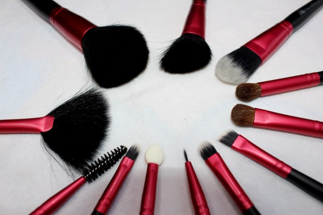 Petunia Skincare Makeup Brushes