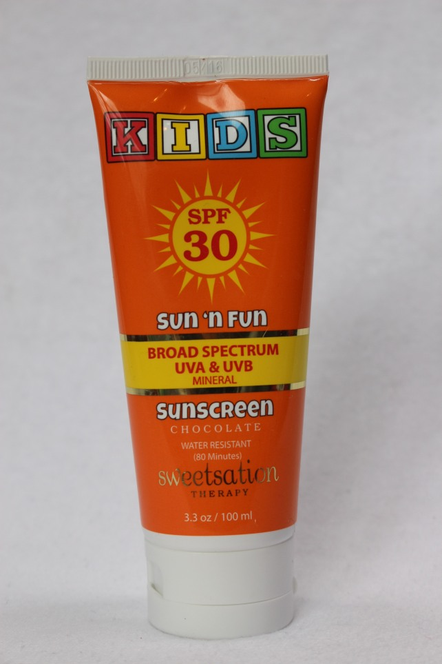 Sun`n`Fun Sunscreen by Sweetsation Therapy