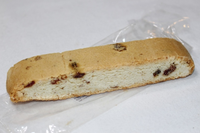 Mscotti Cranberry White Chocolate Biscotti