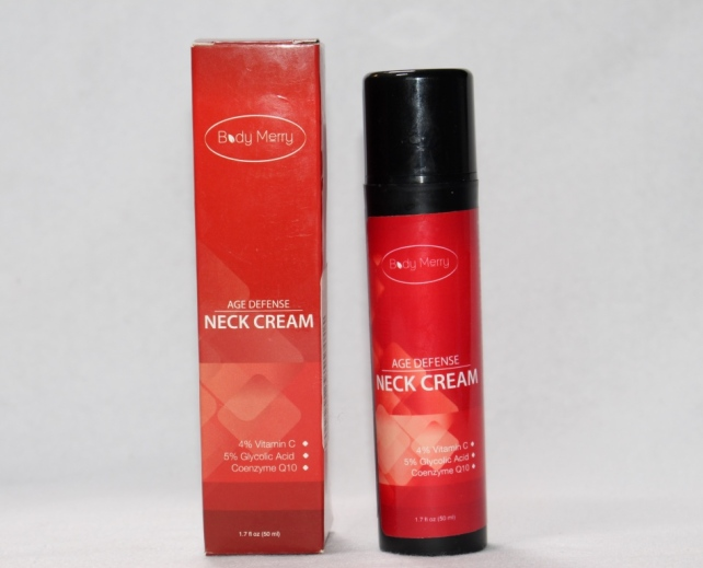 Body Merry Age Defense Neck Cream