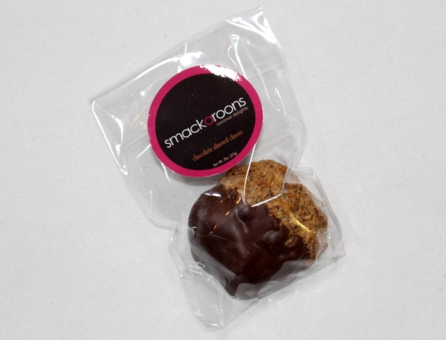 Chocolate Almond Smackaroons by Smackaroons
