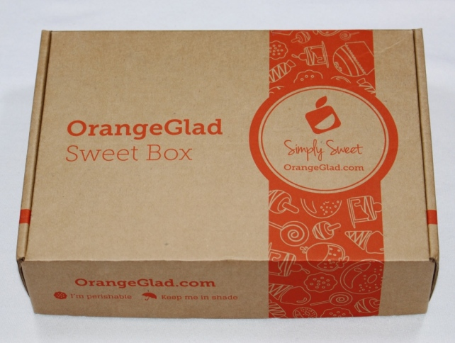 Orange Glad Sweet Box