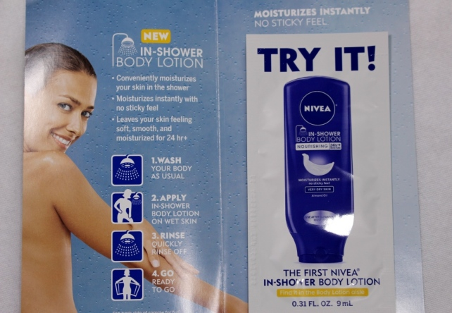 In-Shower Body Lotion by Nivea