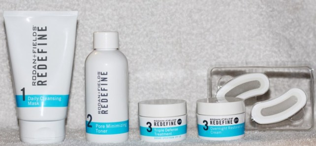 Rodan & Fields REDEFINE REGIMEN & ACUTE CARE