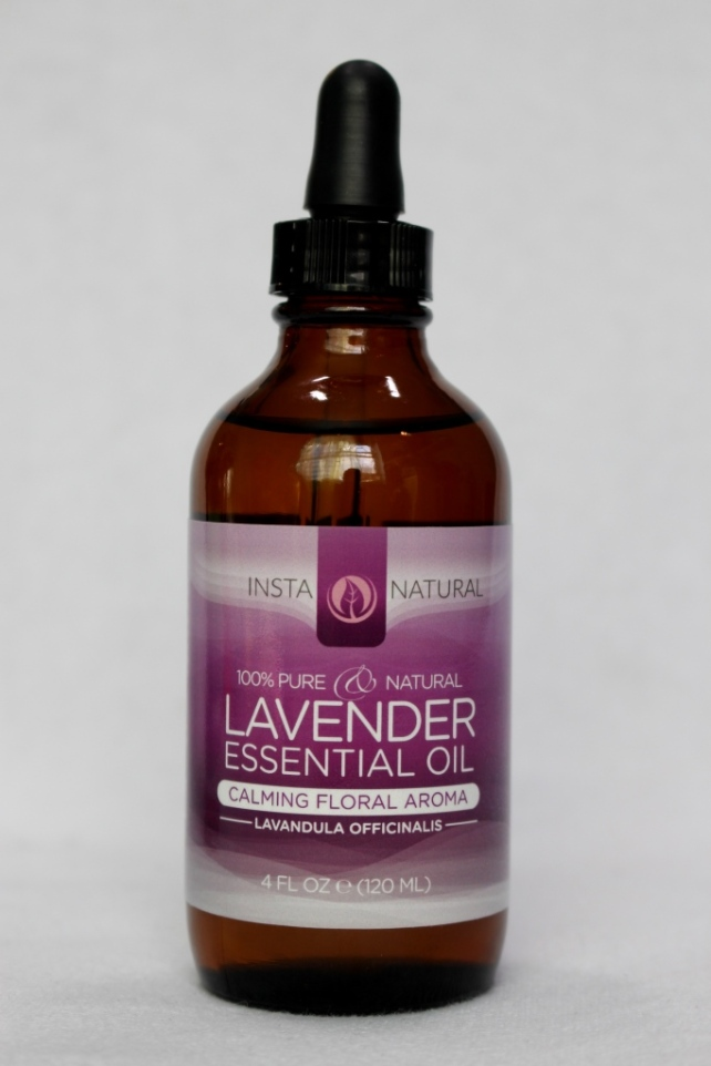 Lavender Essential Oil by InstaNatural