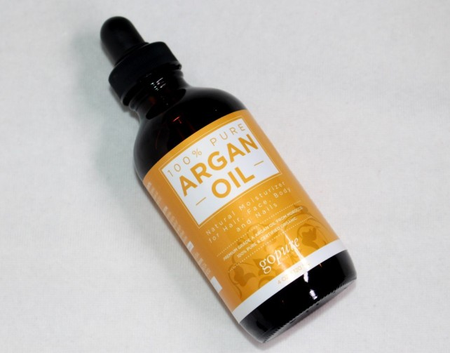 100% Pure Argan Oil by GoPURE
