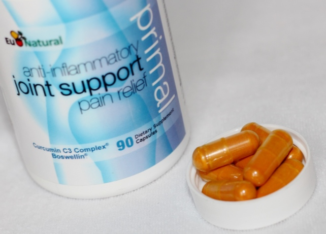 Primal Joint Support Anti-Inflammatory Pain Relief by Eu Natural
