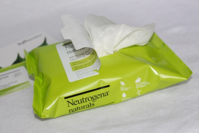 Neutrogena Purifying Makeup Remover Wipes
