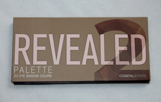 Revealed 2 Palette by Coastal Scents $39.95