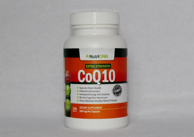 CoQ10 by NutriONN