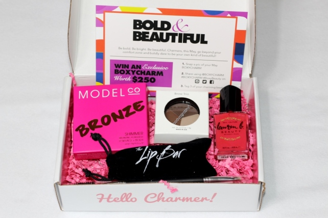 May Boxycharm Box $21