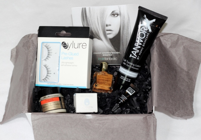 Look Fantastic Beauty Box May 2015