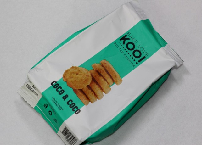 Bake Love Koo! Butter Cookies