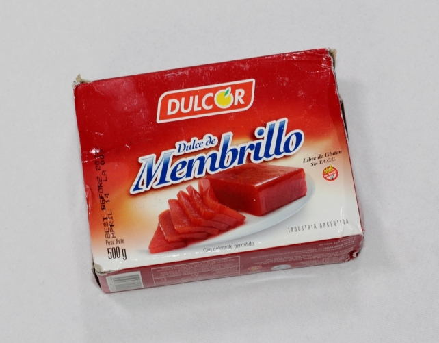 Dulcor Dulce De Membrillo Fruit Spread