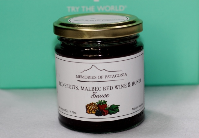 Memories of Patagonia Malbec Wine Marinade