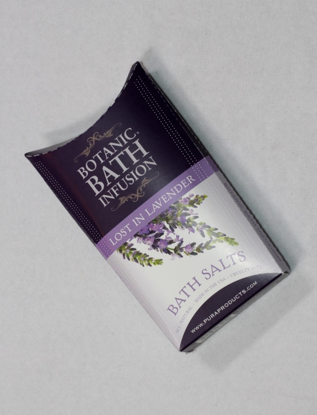 Pura Botanica Bath Salts Lost in Lavender