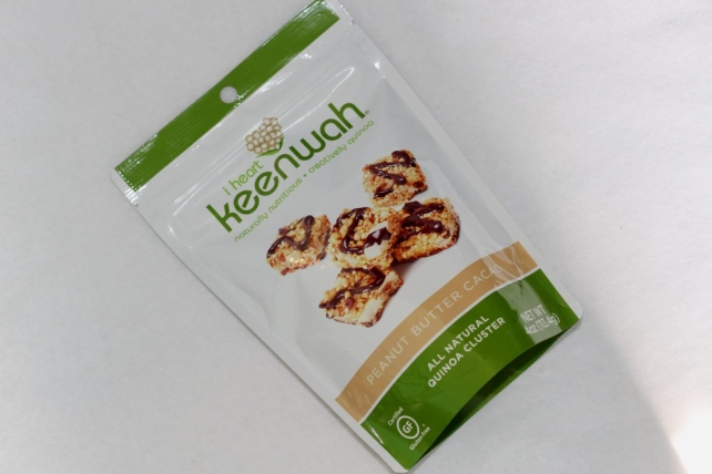 I Heart Keenwah Quinoa Clusters (Full Size)