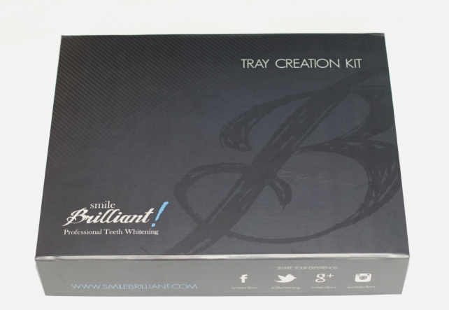 Smile Brilliant Tray Creation Kit