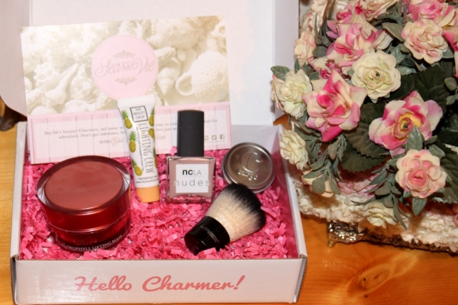 June Boxycharm Box Total Value $118
