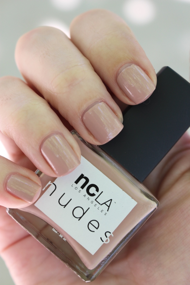 ncLA Nail Lacquer in Volume IV Full Size $16